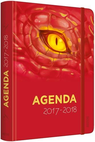 AGENDA  L'ENFANT DRAGON   2017 2018
